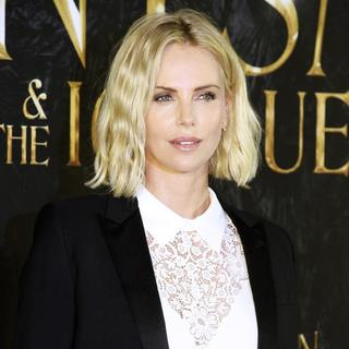 Charlize Theron - The Huntsman: Winter's War Photocall