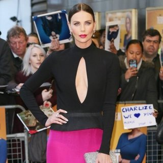 Charlize Theron in Long Shot UK Premiere - Arrivals