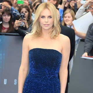 Charlize Theron in Prometheus UK Film Premiere - Arrivals