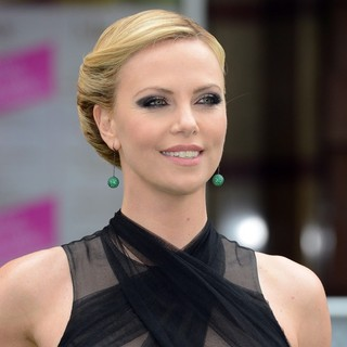 Charlize Theron in World Premiere of Snow White and the Huntsman - Arrivals