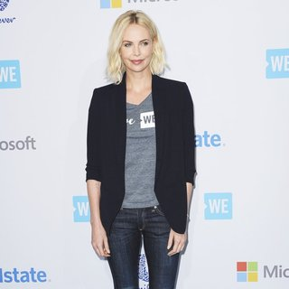 Charlize Theron - We Day California 2016 - Arrivals