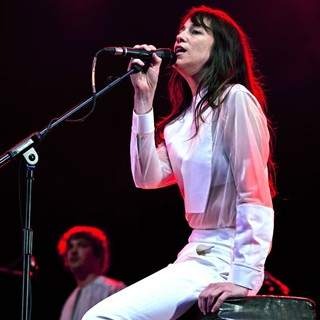Charlotte Gainsbourg Performing Live During The Summer Series - charlotte-gainsbourg-performing-live-summer-series-09