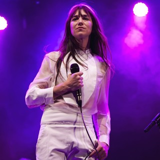 Charlotte Gainsbourg Performing Live During The Summer Series - charlotte-gainsbourg-performing-live-summer-series-10