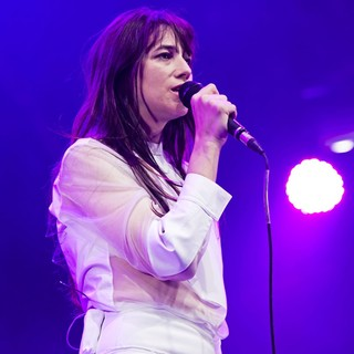 Charlotte Gainsbourg Performing Live During The Summer Series - charlotte-gainsbourg-performing-live-summer-series-12