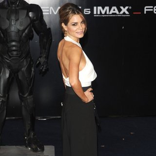 The World Premiere of RoboCop - Arrivals - charlotte-jackson-uk-premiere-robocop-02