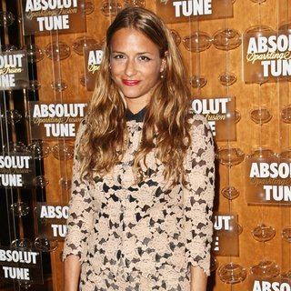 Charlotte Ronson in The Official Debut Party for Absolut Tune Vodka