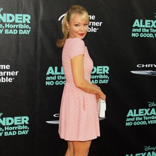 Premiere of Disney's Alexander and the Terrible, Horrible, No Good, Very Bad Day - Arrivals