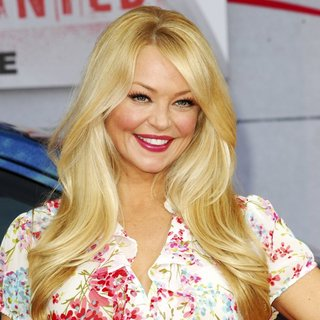Los Angeles Premiere of Disney's Muppets Most Wanted - Red Carpet Arrivals - charlotte-ross-premiere-muppets-most-wanted-02
