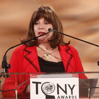 Charlotte St. Martin in The 2012 Tony Awards Nomination Announcements