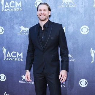 Chase Rice in 49th Annual Academy of Country Music Awards - Arrivals