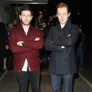 The Brit Awards 2012 Nominations - Arrivals