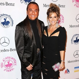 Nick Chavez, Sandra Taylor in 26th Anniversary Carousel of Hope Ball - Presented by Mercedes-Benz - Arrivals