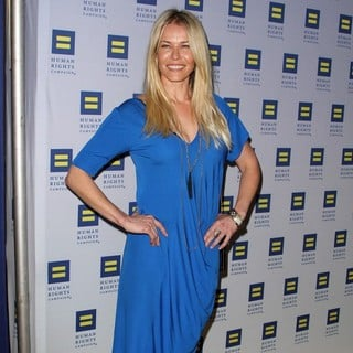 Chelsea Handler in 2012 Human Rights Campaign Los Angeles Gala - Arrivals