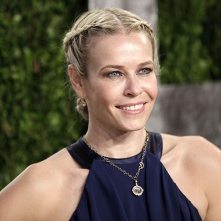 Chelsea Handler in 2013 Vanity Fair Oscar Party - Arrivals - chelsea-handler-2013-vanity-fair-oscar-party-01