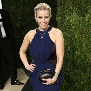Chelsea Handler in 2013 Vanity Fair Oscar Party - Arrivals - chelsea-handler-2013-vanity-fair-oscar-party-03
