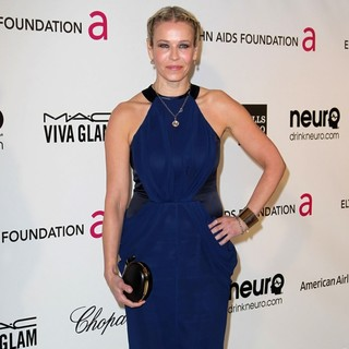 Chelsea Handler in 21st Annual Elton John AIDS Foundation's Oscar Viewing Party - chelsea-handler-21st-annual-elton-john-aids-foundation-s-oscar-viewing-party-02