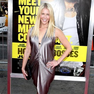 Chelsea Handler in The Los Angeles Premiere of Horrible Bosses - Arrivals