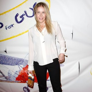 Chelsea Handler - Stand Up for Gus Benefit - Arrivals