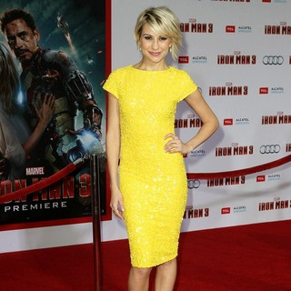 Chelsea Staub in Iron Man 3 Los Angeles Premiere - Arrivals