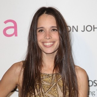 Chelsea Tyler in 21st Annual Elton John AIDS Foundation's Oscar Viewing Party