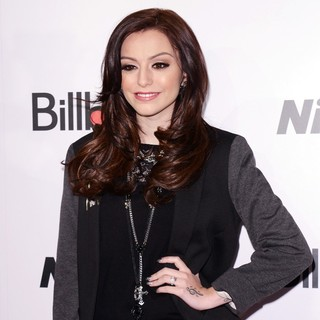 Cher Lloyd in 2012 Billboard Women in Music Luncheon - Arrivals