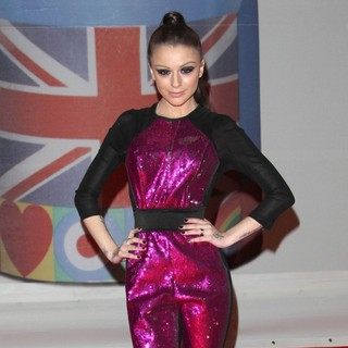 Cher Lloyd in The BRIT Awards 2012 - Arrivals