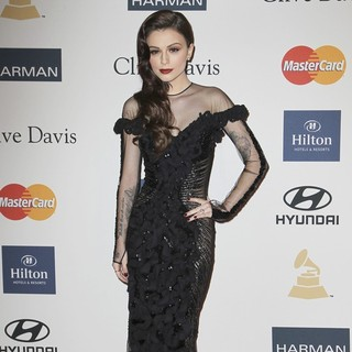 Cher Lloyd in Clive Davis and The Recording Academy's 2013 Pre-Grammy Gala and Salute to Industry Icons