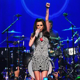 Cher Lloyd Performs Live