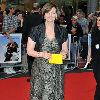 Cherie Blair in Larry Crowne UK Premiere - Arrivals