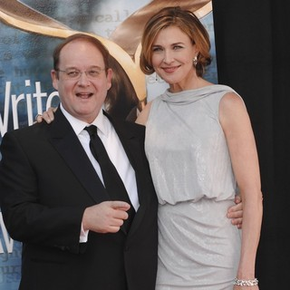 Marc Cherry, Brenda Strong in The 2012 Writers Guild Awards