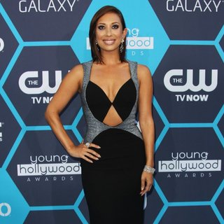 Cheryl Burke in The 16th Annual Young Hollywood Awards - Arrivals - cheryl-burke-16th-annual-young-hollywood-awards-02