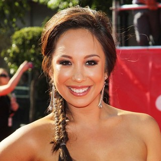 Cheryl Burke in 2012 ESPY Awards - Red Carpet Arrivals