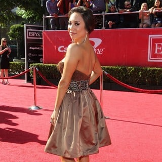 Cheryl Burke in 2012 ESPY Awards - Red Carpet Arrivals - cheryl-burke-2012-espy-awards-04