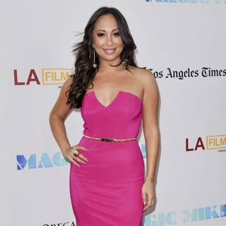 2012 Los Angeles Film Festival - Closing Night Gala - Premiere Magic Mike - cheryl-burke-2012-los-angeles-film-festival-01
