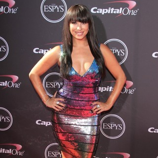 Cheryl Burke in The 2013 ESPY Awards - cheryl-burke-2013-espy-awards-04