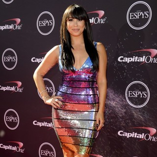 Cheryl Burke in The 2013 ESPY Awards - cheryl-burke-2013-espy-awards-05