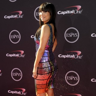 Cheryl Burke in The 2013 ESPY Awards