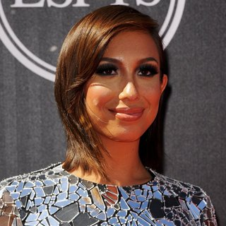 Cheryl Burke in 2014 ESPYS Awards - Arrivals - cheryl-burke-2014-espys-awards-01