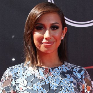 Cheryl Burke in 2014 ESPYS Awards - Arrivals - cheryl-burke-2014-espys-awards-02