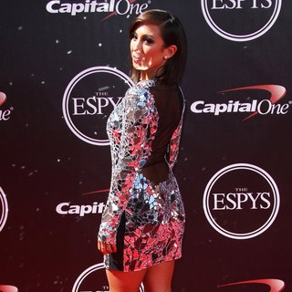 Cheryl Burke in 2014 ESPYS Awards - Arrivals - cheryl-burke-2014-espys-awards-04