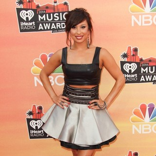 Cheryl Burke in 2014 iHeartRadio Music Awards - Arrivals - cheryl-burke-2014-iheartradio-music-awards-01