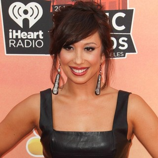 Cheryl Burke in 2014 iHeartRadio Music Awards - Arrivals