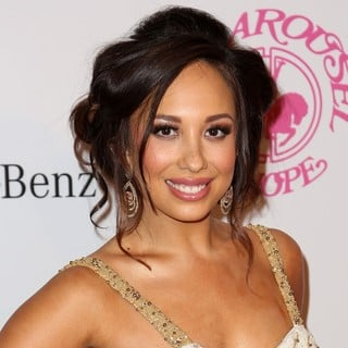 Cheryl Burke in 26th Anniversary Carousel of Hope Ball - Presented by Mercedes-Benz - Arrivals - cheryl-burke-26th-anniversary-carousel-of-hope-ball-02