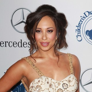 Cheryl Burke in 26th Anniversary Carousel of Hope Ball - Presented by Mercedes-Benz - Arrivals - cheryl-burke-26th-anniversary-carousel-of-hope-ball-04