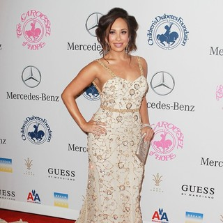 Cheryl Burke in 26th Anniversary Carousel of Hope Ball - Presented by Mercedes-Benz - Arrivals - cheryl-burke-26th-anniversary-carousel-of-hope-ball-05