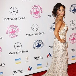 Cheryl Burke in 26th Anniversary Carousel of Hope Ball - Presented by Mercedes-Benz - Arrivals - cheryl-burke-26th-anniversary-carousel-of-hope-ball-06