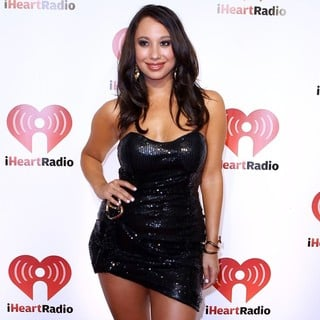 Cheryl Burke in iHeartRadio Music Festival - Day 2