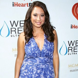 Cheryl Burke in iHeartRadio Music Festival Kick-Off Party