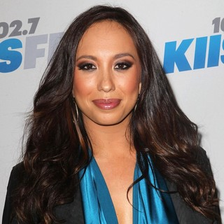 Cheryl Burke in KIIS FM's Jingle Ball 2012 - Arrivals