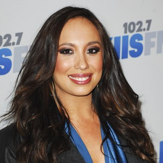 Cheryl Burke in KIIS FM's Jingle Ball 2012 - Arrivals - cheryl-burke-jingle-ball-2012-02